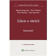 Zákon o obcích (č. 128/2000 Sb.). Komentář, 2. vydání - Elektronická kniha