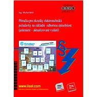 Příručka pro zkoušky elektrotechniků – požadavky na základní odbornou způsobilost - Elektronická kniha -  Ing. Michal Kříž