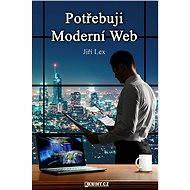 Potřebuji Moderní Web - Elektronická kniha