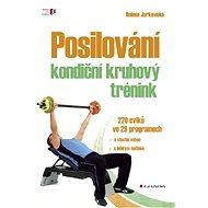 Posilování - kondiční kruhový trénink - Helena Jarkovská