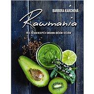 Rawmania - Elektronická kniha