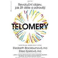 Telomery - Elektronická kniha