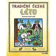 Tradiční české LÉTO – Josef Lada - Elektronická kniha