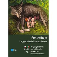 Římské báje A1/A2 - Elektronická kniha