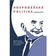 Hospodářská politika: Myšlenky pro dnešek a zítřek - Elektronická kniha
