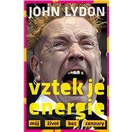 Vztek je energie - Elektronická kniha