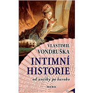 Intimní historie - Vlastimil Vondruška