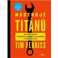 Nástroje titánů - Elektronická kniha
