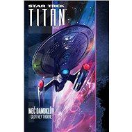 Star Trek Titan: Meč Damoklův - Elektronická kniha