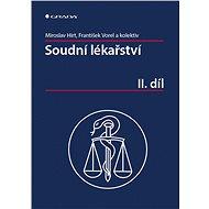 Soudní lékařství II. díl - Elektronická kniha