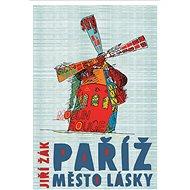 Paříž: město lásky - Elektronická kniha