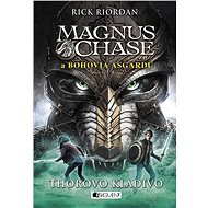 Magnus Chase a bohovia Asgardu – Thorovo kladivo - Elektronická kniha