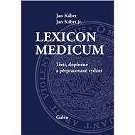 Lexicon medicum - Jan Kábrt