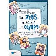 Já, Zeus, a banda z Olympu - Elektronická kniha