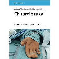 Chirurgie ruky - Elektronická kniha