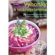 Výhonky a mikrozelenina - Elektronická kniha