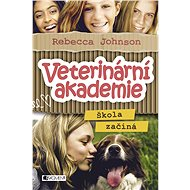 Veterinární akademie – Škola začíná - Elektronická kniha