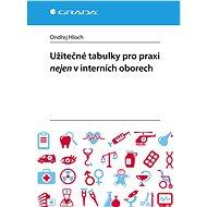 Užitečné tabulky pro praxi - Elektronická kniha