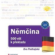 Němčina - 500 vět k překladu - Elektronická kniha