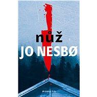 Nůž /název se může ještě změnit/ - Elektronická kniha - ze série Harry Hole,  Jo Nesbo