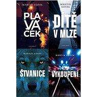 5.-8. díl krimi série Miko Syrový za výhodnou cenu - Elektronická kniha