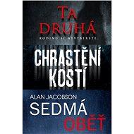 3x thriller za výhodnou cenu - Elektronická kniha
