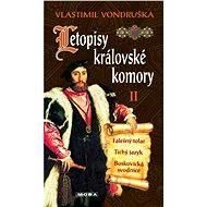 Letopisy královské komory II. - Elektronická kniha
