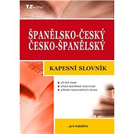 Španělsko-český/ česko-španělský kapesní slovník - Elektronická kniha