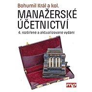 Manažerské účetnictví - Elektronická kniha