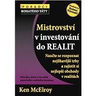 Mistrovství v investování do realit - Elektronická kniha