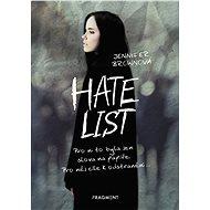 Hate List - Elektronická kniha