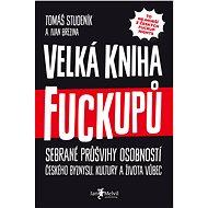 Velká kniha fuckupů - Elektronická kniha
