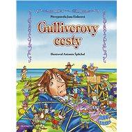 Gulliverovy cesty – pro děti - Elektronická kniha