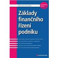 Základy finančního řízení podniku - Elektronická kniha