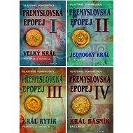 Přemyslovská epopej I.–IV. za výhodnou cenu - Vlastimil Vondruška