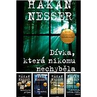 5 kriminálních románů Hakana Nessera za výhodnou cenu - Elektronická kniha
