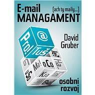 E-mail management - Elektronická kniha