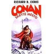 Conan a skryté město - Elektronická kniha