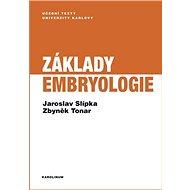 Základy embryologie - Elektronická kniha
