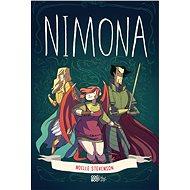 Nimona (SK) - Elektronická kniha