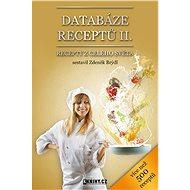 Databáze receptů II. - Elektronická kniha -  Zdeněk Brýdl