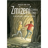 Zmizení Edwina Lindy - David Jan Žák