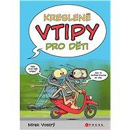 Kreslené vtipy pro děti - Elektronická kniha