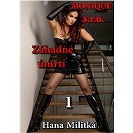 Monique s.r.o. - Elektronická kniha