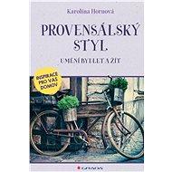 Provensálský styl - Elektronická kniha