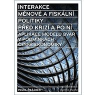 Interakce měnové a fiskální politiky před krizí a po ní - Pavel Řežábek