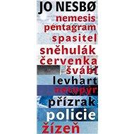 Detektivní série Harry Hole 1. - 11. za výhodnou cenu - Jo Nesbo