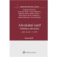 Odměna advokáta (vyhláška č. 177/1996 Sb., advokátní tarif) - komentář, 2. vydání - Elektronická kniha