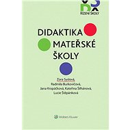 Didaktika mateřské školy - Elektronická kniha