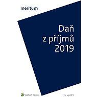 Daň z příjmů 2019 - Elektronická kniha
